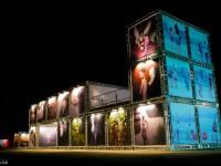Incrível Festival de fotografias em Paraty