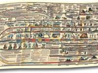 Conheça o Atlas que possui infográfico insano sobre História das Civilizações