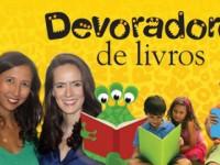 Devoradores de Livros: site brasileiro estimula leitura infantil