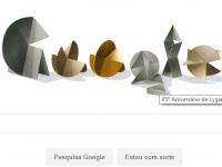 Google homenageia a artista brasileira Lygia Clark com Doodle