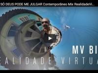 MV Bill inova utilizando Realidade Virtual em clipe