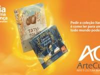 O Banco Itaú esta distribuindo os livros infantis, cadastre-se!