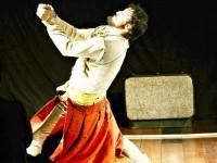 Espetáculo premiado e gratuito no RJ : 'O incansável Dom Quixote'