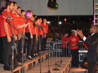 Noite de Luz Unesc: espetáculo de Natal valoriza artistas da região do Sul de Santa Catarina