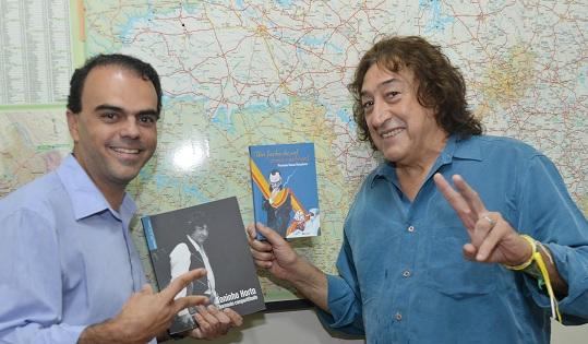 Petrônio e Toninho - foto Marco Evangelista