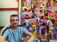 Roberto Bernardo: A pintura como meio poderoso