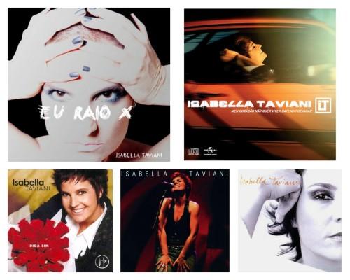 Os cinco discos que ilustram 31 anos de carreira