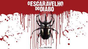 cartaz escaravelho