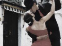 O abraço na dança