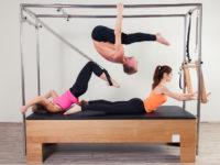 O Pilates e a Dança