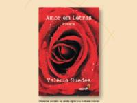 RJ: Valéria Guedes lança livro de poesia no Beco das Letras
