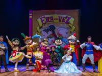 Espetáculo infantil da Turma da Mônica acontece nos dias 12 e 13 de agosto em Florianópolis