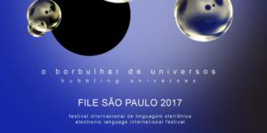 18ª edição do Festival Internacional da Linguagem Eletrônica – FILE – está na Av. Paulista