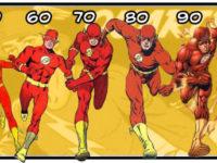 Série Comentando os Super-heróis : Flash !