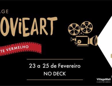 Village MovieArt: indicados ao OSCAR em evento ao ar-livre no VillageMall