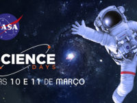 NASA Science Days no Rio Design Barra