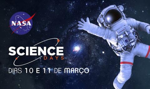 NASA Science Days no Rio Design Barra