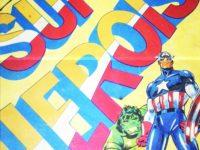Mundo dos quadrinhos em figurinhas – Ano de 1974
