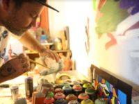 Tomaz Viana (Toz) reúne trabalhos inéditos em exposição na Caixa Cultural do Rio de Janeiro