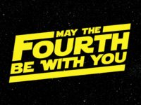 MAY THE 4TH BE WITH YOU: 04 de Maio É O DIA DE CELEBRAR STAR WARS