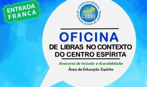 CEERJ lança curso de libras visando inclusão de deficientes auditivos