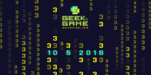 GGRF 2018 : Geek & Game Rio Festival está rolando no Riocentro e com várias atrações até para os minigeeks!