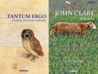 """Lançamento dos livros """"Tartum Ergo"""" e """"John Clare Poemas"""" no Rio de Janeiro"""