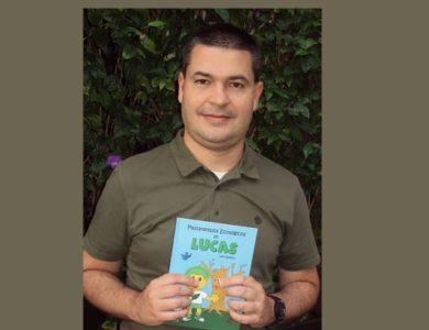 """Livro """"Passatempos Ecológicos do Lucas"""" usa o recurso lúdico para despertar a consciência ambiental do público infantil"""
