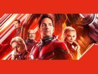 HOMEM-FORMIGA E A VESPA – Um filme com toda a grandiosidade Marvel