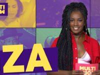 """Iza faz sua estreia como apresentadora no """"Música Boa Ao Vivo"""", a partir de 05 de junho no Multishow"""