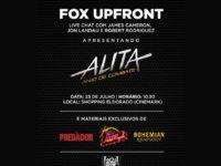 FOX UPFRONT: ESPECIAL ALITA ANJO DE COMBATE E NOVAS PRODUÇÕES