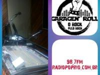 """Programa """"Garagen'Roll"""" estreia na Rádio PopRio com muito metal de qualidade!"""