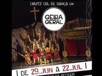 Geleia Geral – Crütz Cia. de Dança em Cartaz no Teatro Cacilda Becker