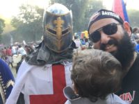 V Feira Medieval atraiu milhares na Quinta da Boa Vista