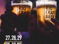 Rio Craft Beer chega em sua 4a edição e se torna o evento Oficial das Microcervejarias do Estado do Rio