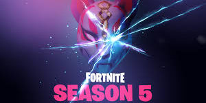 FORTNITE: QUINTA TEMPORADA