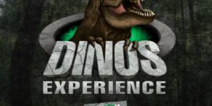 Megaprodução interativa de Dinossauros da América Latina está chegando ao Rio