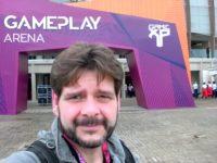 ArteCult e Lipe Diaz na Game XP – Um sonho! (Parte I)