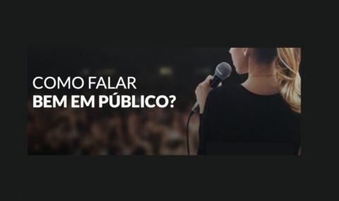 Imperdível: Workshop COMO FALAR BEM EM PÚBLICO com 30% de desconto para seguidores ArteCult!