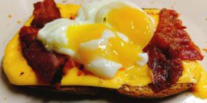 Um dia de chef: dando um toque pessoal no ovo nosso de cada dia…
