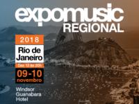 EXPOMUSIC Regional movimenta o mercado de música do Rio de Janeiro