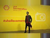 AC Entrevista: Luan Santana faz aparição no evento Shell Eco-Marathon