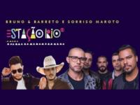 Estação Rio em Guapimirim terá shows gratuitos de Bruno e Barretto e Sorriso Maroto