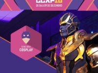 Ainda encontram-se abertas as inscrições para o Concurso de Cosplay da CCXP 2018