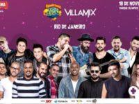 Maratona da Alegria VillaMix Festival RJ retorna ao Parque Olímpico da Barra dia 18 de novembro