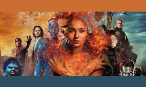 "FOX FILM TRAZ TALENTOS DE  ""X-MEN: FÊNIX NEGRA"" E DRAGONBALL SUPER BROLY PARA A CCXP 2018"