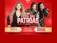 Circuito Brahma Sertanejo apresenta:  Festa das Patroas pela primeira vez no Engenhão