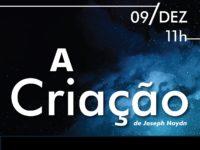 """Neste domingo o Theatro Municipal do Rio recebe """"A Criação"""" de Haydn"""