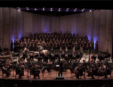 Concerto especial de Natal reúne orquestra e coros da UFRJ, com participação especial de Danilo Caymmi, quarta, dia 12, na Candelária