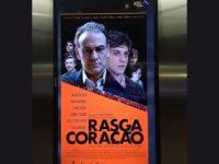 """""""Rasga Coração"""" estreia hoje e traz uma atuação sensacional de George Sauma"""